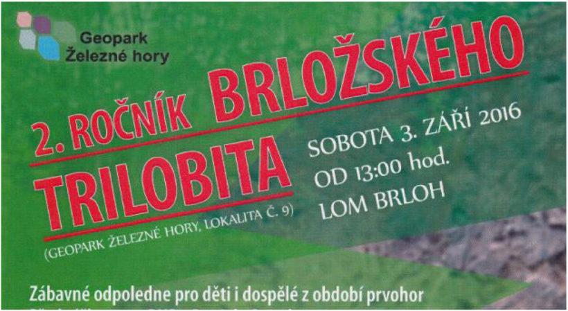 2.ročník Brložského trilobita