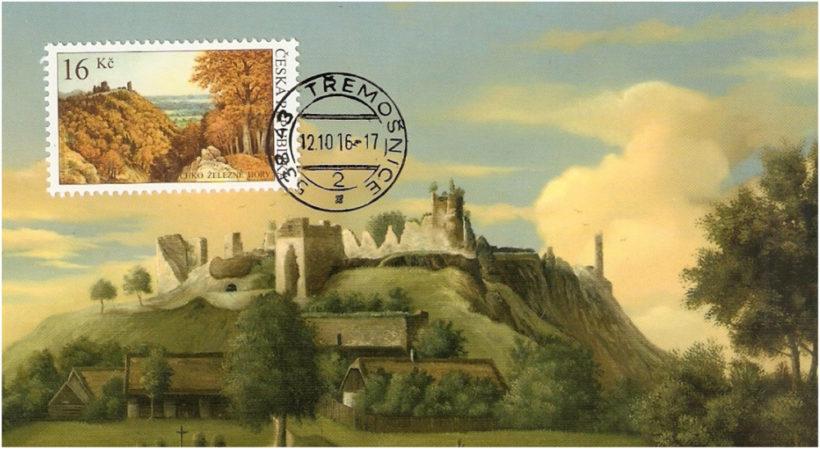 Železné hory budou mít svoji poštovní známku!
