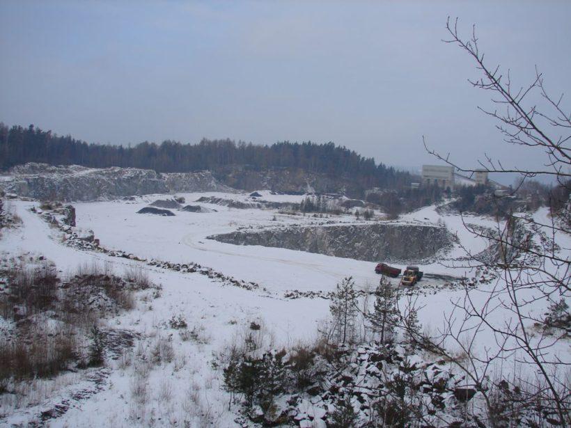 Lokalita č. 41 Lomy v okolí Leštinky