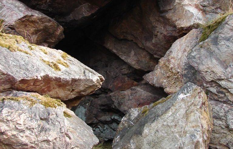 Lokalita č. 81 Jeskyně U Tyrolského domku